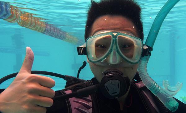 Open Water Diver Course 9 November
