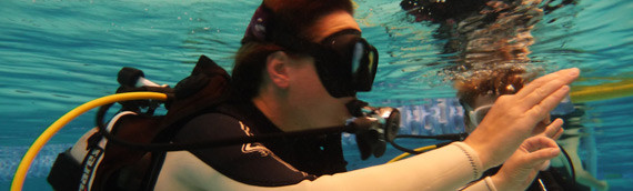18-23 March: Open Water Course with Ron (and Denise & Anita)