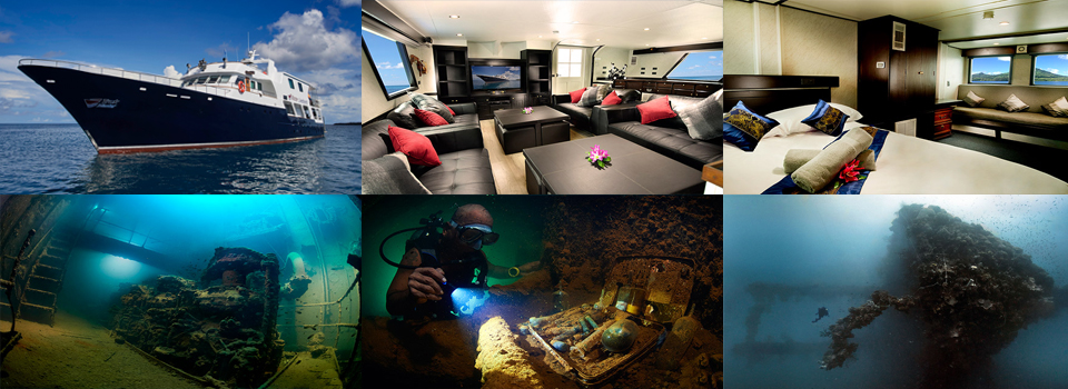 Truk Lagoon Liveaboard Trip with Diving Adelaide