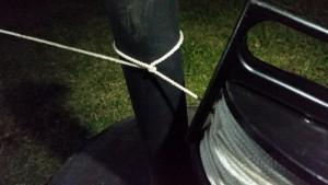 2. Locking Pull-Around Wrap