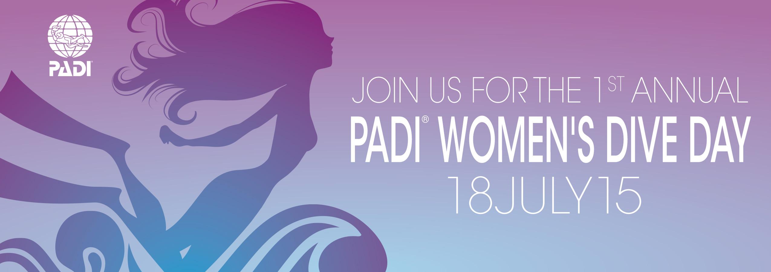 09/09 PADI Women's Dive Day