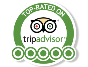 Tripadvisor 5 Star Reviews