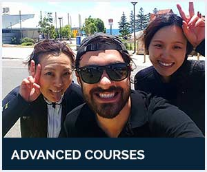 PADI Advanced & Rescue Courses with Diving Adelaide