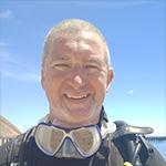 Diving Adelaide Divemaster Brendan Toohey