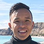 Diving Adelaide Divemaster Kris Chan