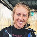 Diving Adelaide Instructor Sheydin Stapleton